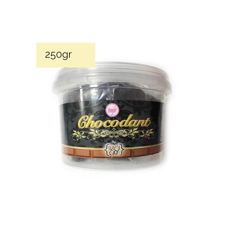 Chocodant Marrón Chocolate 250gr