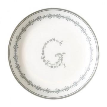 Plato de cerámica G grey Green Gate