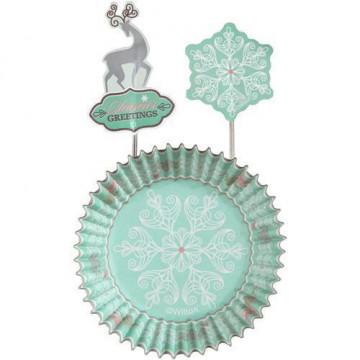 Set para cupcakes: Homemade for the Holidays Wilton [CLONE]