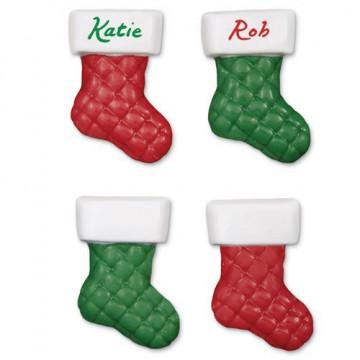 Molde para bombones Calcetín Navidad Wilton