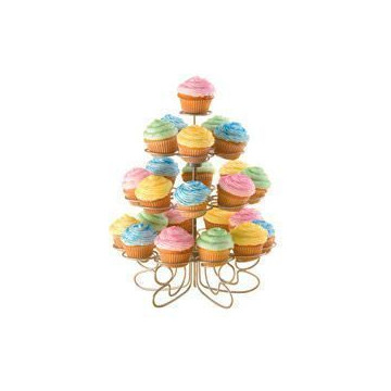 Stand de presentación para 24 mini cupcakes Wilton