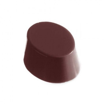 Molde de policarbonato para 16 bombones Guianduia Martellato [CLONE] [CLONE] [CLONE]