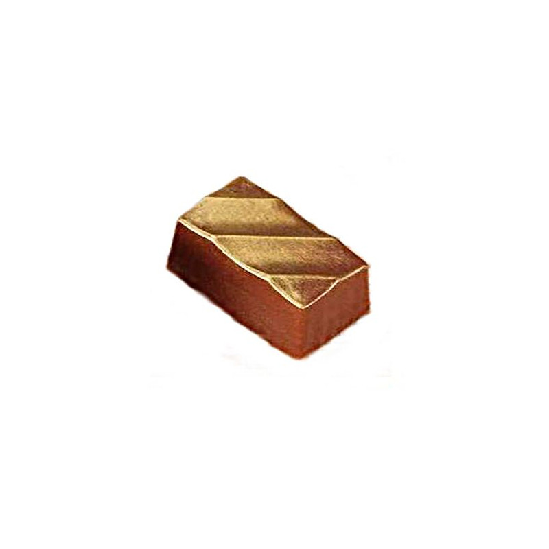 Molde de policarbonato para 16 bombones Guianduia Martellato [CLONE] [CLONE] [CLONE] [CLONE]