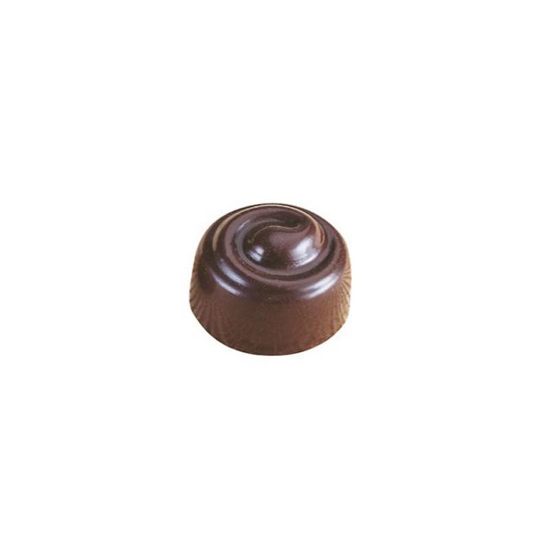 Molde de policarbonato para 16 bombones Guianduia Martellato [CLONE] [CLONE] [CLONE] [CLONE] [CLONE]