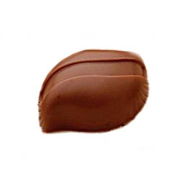 Molde de policarbonato para 30 bombones Gota rallada Martellato