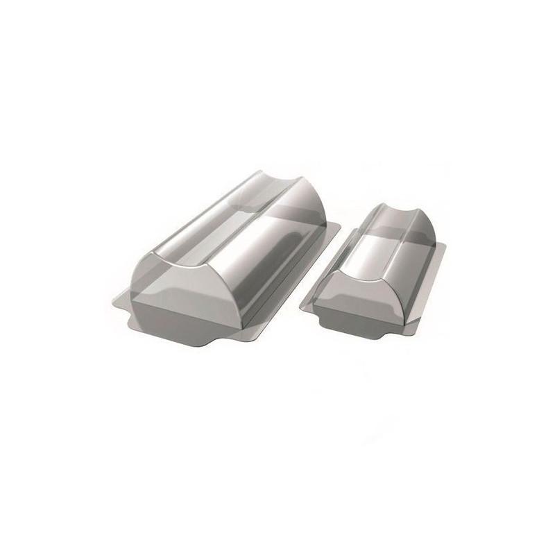 Pack 2 moldes de semifrio Oval Martellato [CLONE] [CLONE] [CLONE]