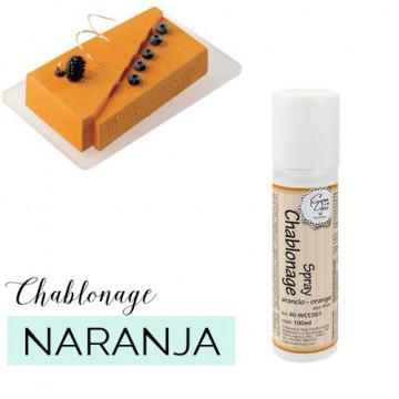 Spray efecto terciopelo Chablonage Chocolate Blanco Martellato [CLONE] [CLONE] [CLONE]