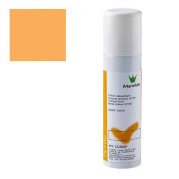 Spray naranja 100 ml Martellato