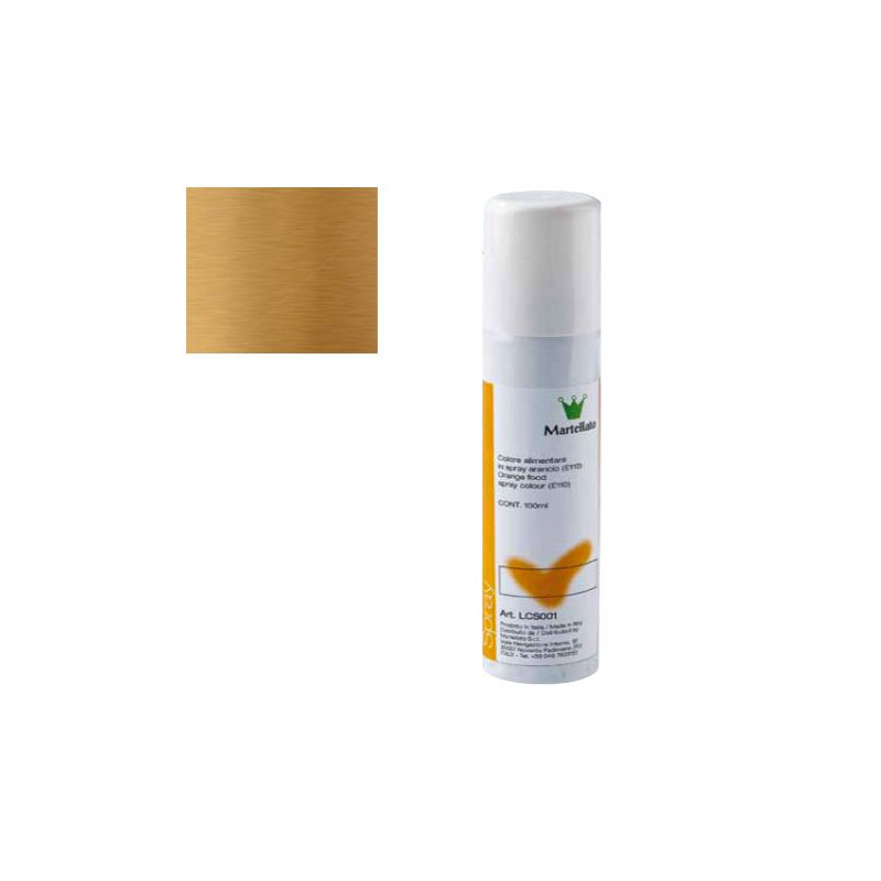 Spray naranja 100 ml Martellato [CLONE] [CLONE] [CLONE] [CLONE] [CLONE] [CLONE] [CLONE]