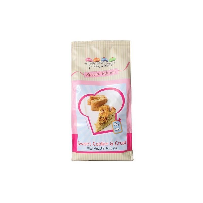Preparado de galleta de Espelta 500gr Funcakes [CLONE]
