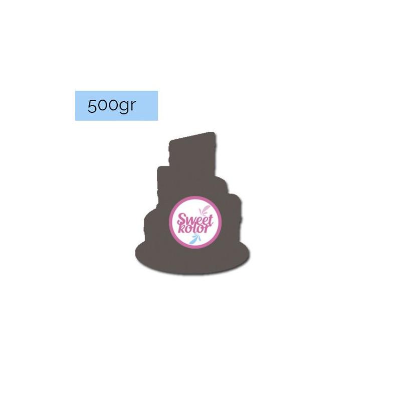 Fondant Negro 500 gr Sweet Kolor [CLONE]