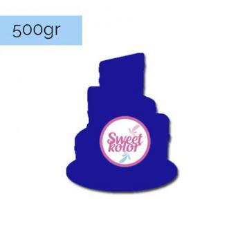 Fondant Azul marino 500 gr Sweet Kolor