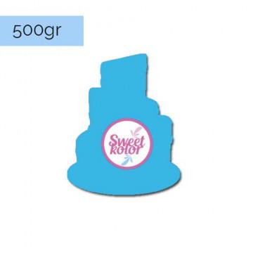 Fondant Azul 500 gr Sweet Kolor