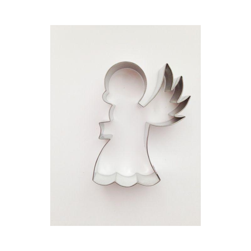 Cortante galleta Angel Perfil