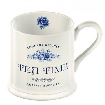 Tazón con asa Tea Time National Trust