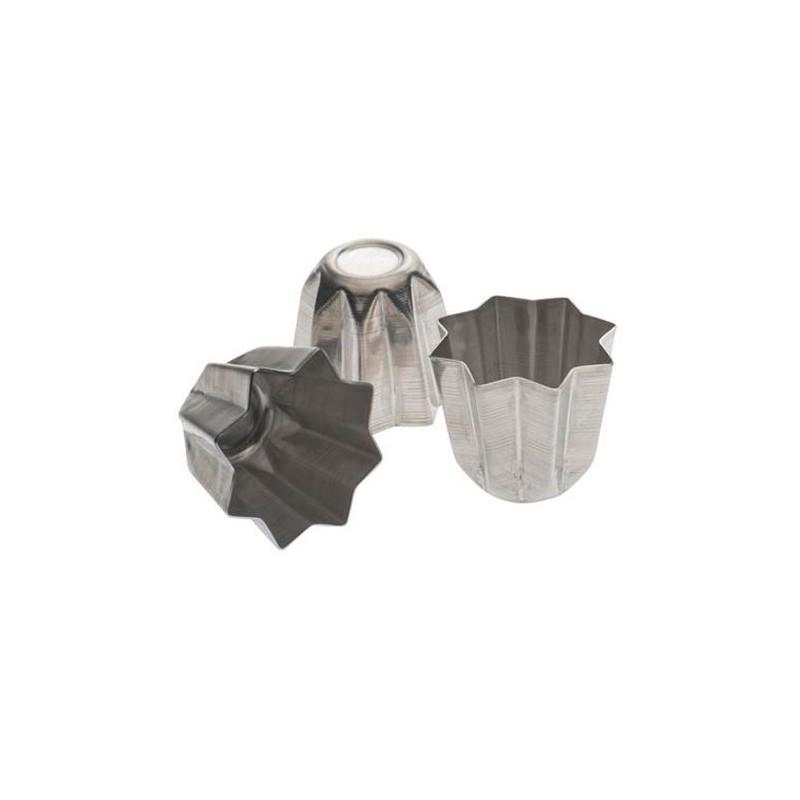 Pack 3 moldes para mini Pandoro Decora