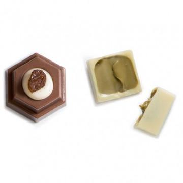 Molde de policarbonato para 16 bombones Guianduia Martellato [CLONE] [CLONE] [CLONE] [CLONE] [CLONE] [CLONE] [CLONE] [CLONE] [CL