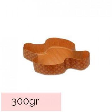 Pack 2 moldes de Colomba de Pascua 300 gr Decora