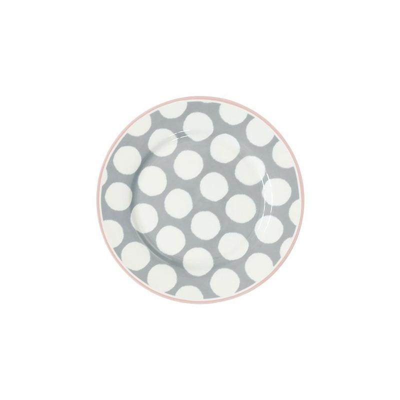 Plato de cerámica Aura Grey Green Gate