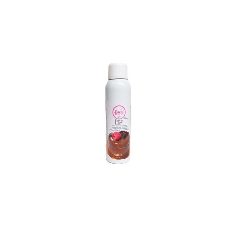 Spray para dar brillo al chocolate 150ml Sweetkolor