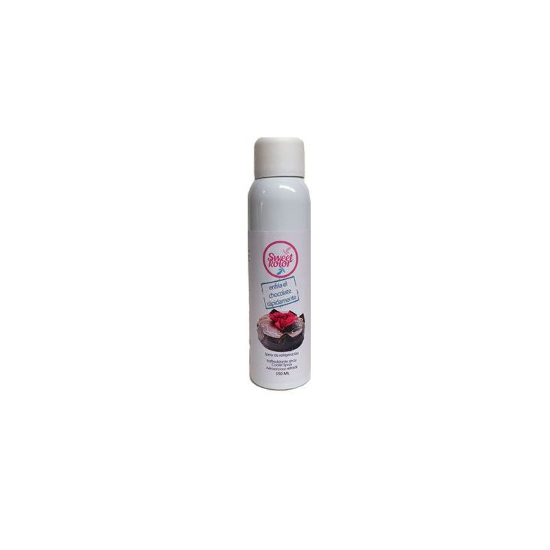 Spray para dar brillo al chocolate 150ml Sweetkolor [CLONE]