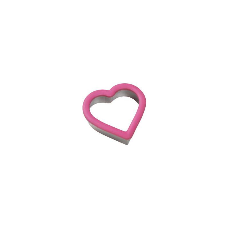 Cortante galleta Corazón Wilton