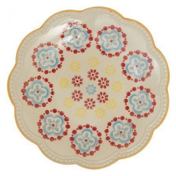 Tetera de cerámica Flores Azules [CLONE]