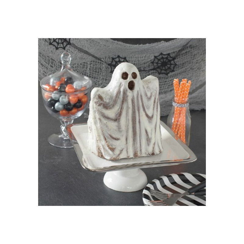 Molde de bizcocho 3D Ghost Cake Pan Nordic Ware