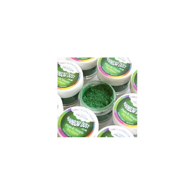 Colorante en polvo Ivy green Rainbow Dust