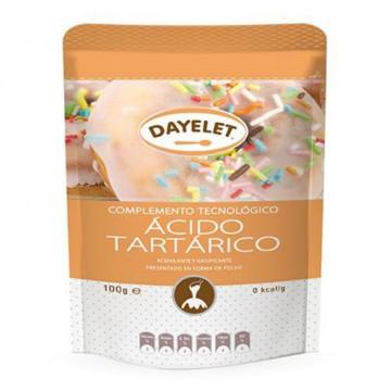 Ácido Tartárico 100gr Dayelet