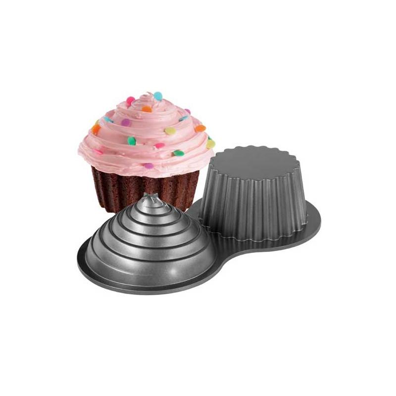 Molde 3D Cupcake Gigante Wilton