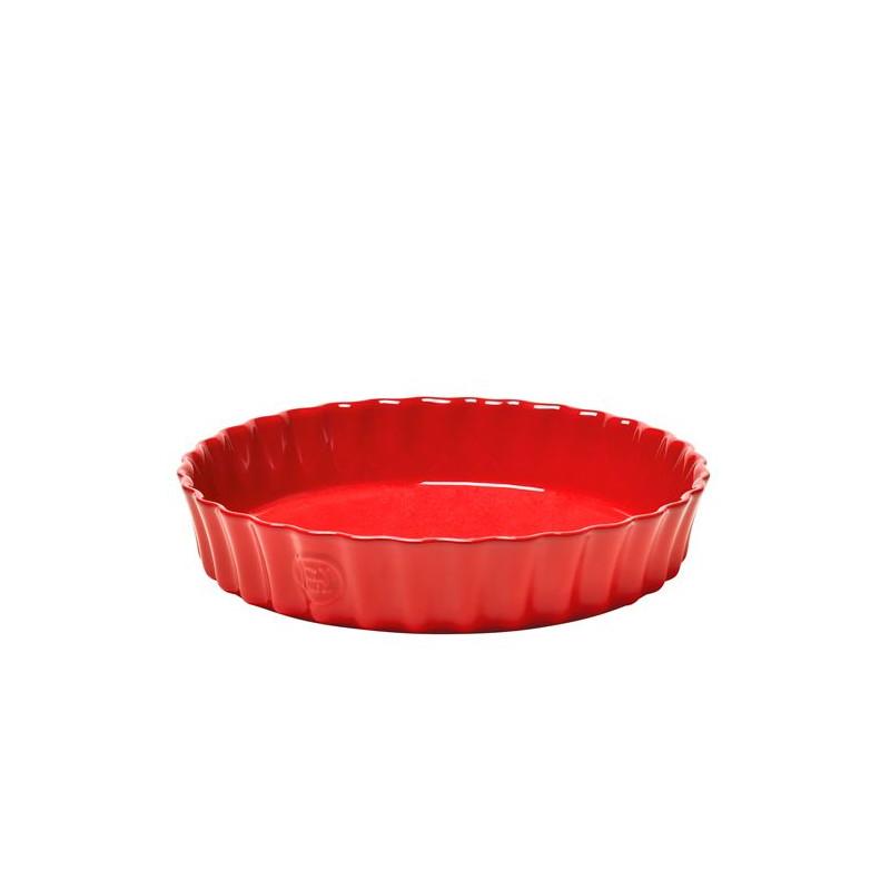 Fuente de cerámica redonda Crema Emile Henry [CLONE]