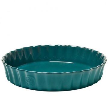 Fuente de cerámica redonda Crema Emile Henry [CLONE] [CLONE]
