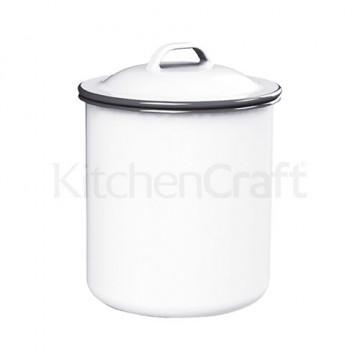 Bote de metal esmaltado Kitchen Craft