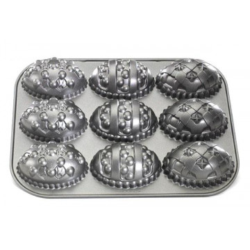 Decorated Egg Pan Nordic Ware
