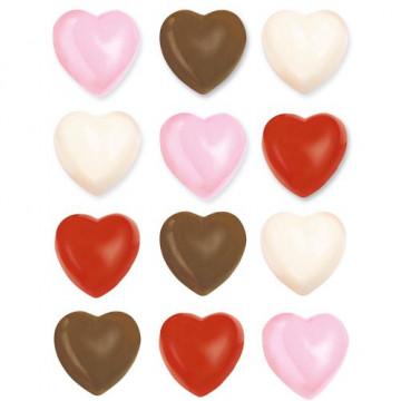 Molde para bombones Corazón San Valentín Wilton