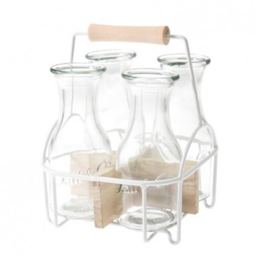 Cesta transportadora Botellas de Cristal [CLONE]
