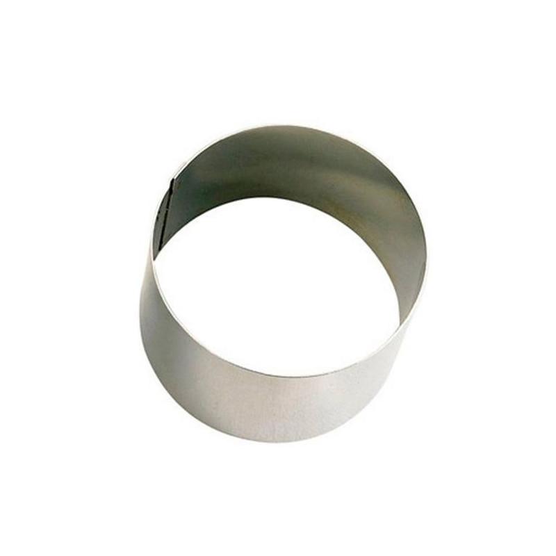 Aro de pastelería ajustable Ovalado Patisse [CLONE] [CLONE] [CLONE] [CLONE] [CLONE]
