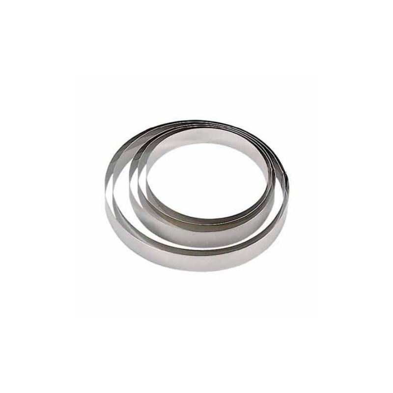 Aro de pastelería ajustable Ovalado Patisse [CLONE] [CLONE] [CLONE] [CLONE] [CLONE] [CLONE] [CLONE]