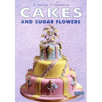 Libro Creating Celebration Cakes and Sugar Flower PME