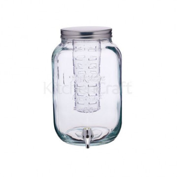 Dispensador con grifo y filtro 7.5L Kitchen Craft
