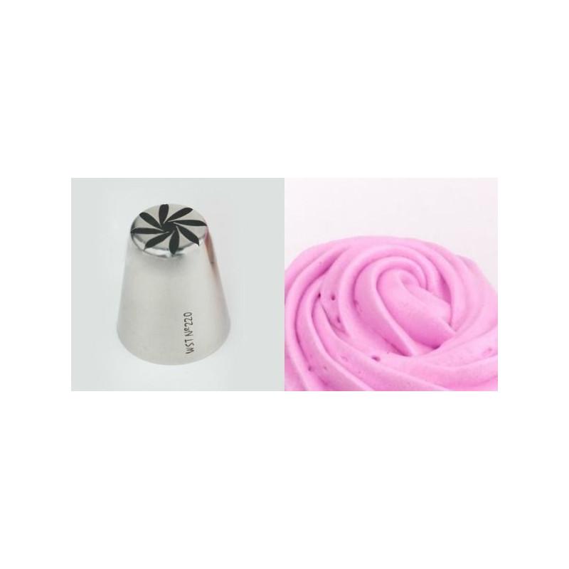 Boquilla Flor Tulipán 6 pétalos y centro nº1 [CLONE] [CLONE] [CLONE] [CLONE] [CLONE] [CLONE] [CLONE] [CLONE] [CLONE] [CLONE]