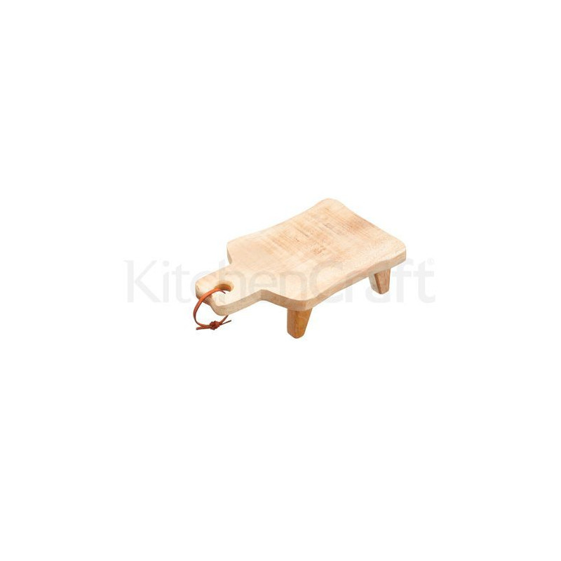 Tabla de corte de madera con patas Kitchen Craft [CLONE]