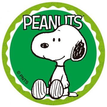 Papel de azúcar 16 cm Snoopy