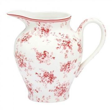 Lechera cerámica Doris White Green Gate [CLONE] [CLONE]