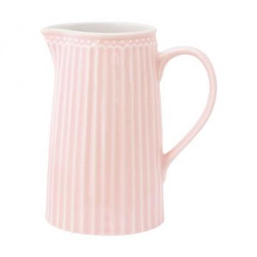 Lechera cerámica Alice Pale Pink 1L Green Gate