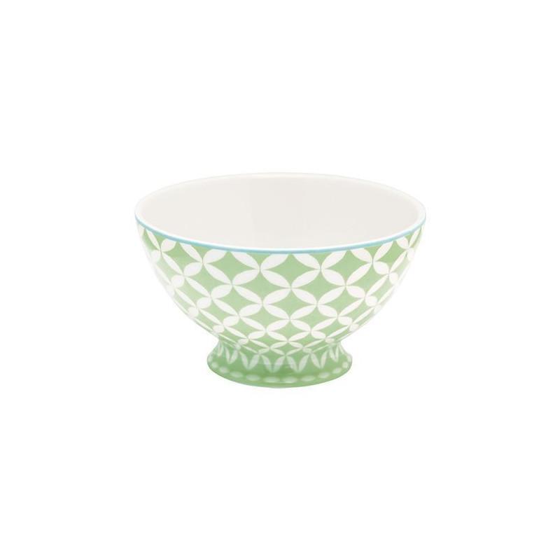 Bol de cerámica Abelone White Green Gate [CLONE] [CLONE]