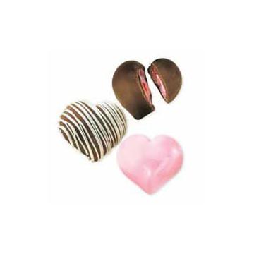 Molde para bombones Corazón Wilton