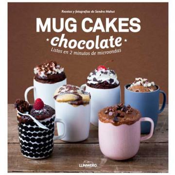 Libro Mug cakes chocolate: listos en 2 min de microondas
