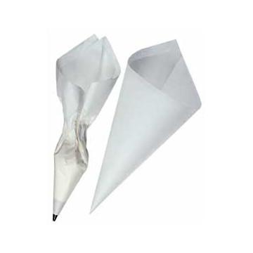 Pack 100 mangas triangulares de papel pergamino Wilton